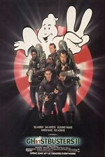 GHOSTBUSTERS II 1989 movie poster 24X36 BILL MURRAY sigourney weaver 24X36