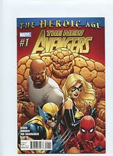 NEW AVENGERS #1-10  (2010) (SPIDER-MAN/ WOLVERINE/ LUKE CAGE)!!!