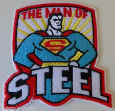 Superman - Man of Steel Patch