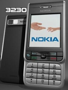 Original Nokia 3230 Unlocked Triband Camera GSM MP3 FM radio Bluetooth PHONE