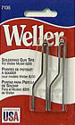 WELLER 7135W Solder Tips Replacement for 8200 Solder Gun, 2 per Pack -AUTHORIZED