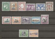 SIERRA LEONE 1933 SG 168/80 MNH Cat £1100