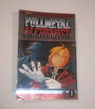 Full Metal Alchemist by Hiromu Arakawa book vol 1 vizmedia