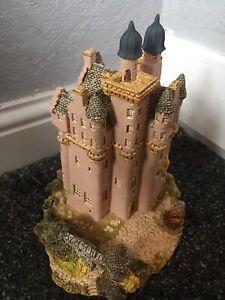 "LILLIPUT LANE - Larger scale model of ""Craigievar Castle""."