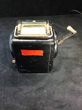 Antique Electrical Insulation Tester-US NAVY 1945