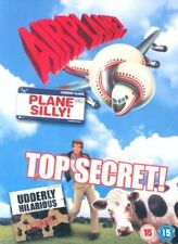Airplane!/Top Secret! [DVD] By Lloyd Bridges,Leslie Nielsen.