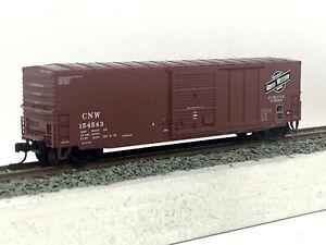 Atlas N Scale / Gauge 45071 50' Box Car Chicago North Western
