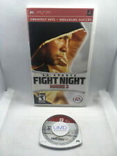 Fight Night Round 3 -GH -Complete CIB -Very Good Cond. -Playstation Portable PSP