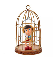 Disney Store Japan Pinocchio Jiminy Cricket Birdcage Figure Story Collection