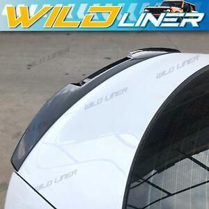 Gloss Black Rear Trunk Spoiler Wing Fit For Audi A3 8V S3 RS3 SEDAN 2013-2020