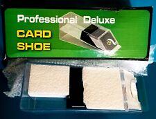 6 Deck Card Pro Dealing Shoe Dispenses Poker Blackjack Games~