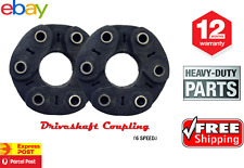 Pair of Drive Shaft Coupling Ford BA (6 spd) & BF Falcon (6 spd) Auto + Hvy Duty