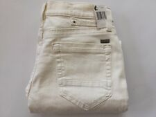 G By Guess Jeans Men Skinny Moto In Taupe Wash Size 34