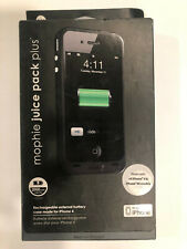 Brand new sealed! Mophie Juice Pack PLUS iPhone 4 & 4S BLACK
