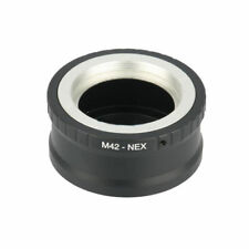 Novelty M42 lens to Sony E Mount Adapter for A7III NEX-3N 5C 6 7 5R NEX-VG10E