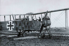 WWI German Aviation Photograph Collection 1917-18