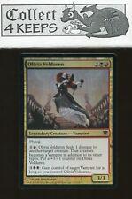 MTG Magic the Gathering Innistrad: Olivia Voldaren Foil (LP Mythic Rare)