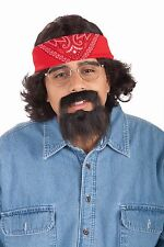 Cheech and Chong Up In Smoke Chong Adult Costume Accessory Kit