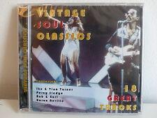 CD ALBUM Vintage soul classics IKE TINA TURNER / PERCY SLEDGE .. CWNCD 2011