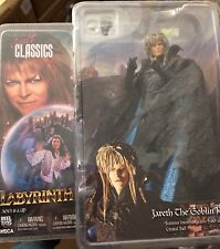 NECA Cult Classics Labyrinth Jareth the Goblin King action figure - David Bowie