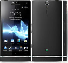 "New Black Original Sony Xperia S LT26i 32GB Unlocked Android smartphone 4.3"" GSM"