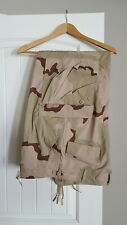 Army Military Three Color Desert Combat Camouflage Trousers Pants Large- X-Long