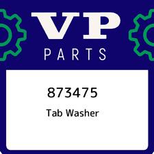 873475 Volvo penta Tab washer 873475, New Genuine OEM Part