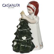 Royal Copenhagen Figurine Elsa White Dressing Xmas Tree Mini 5021096