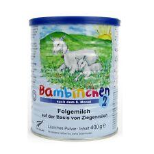 (34,88/kg) Bambinchen 2 Säuglingsnahrung Ziegenmilch Basis ab 6 Mon. 400 g