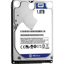 WD 1000 GB Festplatte 2,5 Zoll interne Western Digital Blue SATA 3 WD10JPVX 1TB