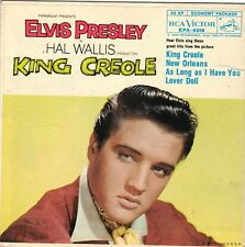 PRESLEY, Elvis  (King Creole // Lover Doll // etc..)  EP COVER ONLY!!!