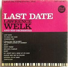 """VINTAGE REEL TO REEL ~ LAWRENCE WELK """"LAST DATE"""" & DANCE HITS OF THE 30's & 40's"""