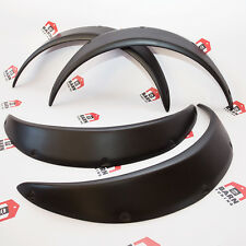 "JDM Fender Flares UNIVERSAL Wheel arch SET 2.3"" wide 4 pieces"