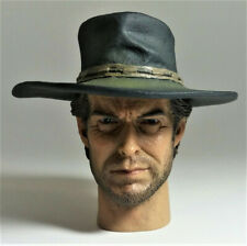 Redman the drifter head sculpt with hat 1/6 scale toys Cowboy Western