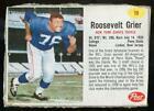 1962 Post Football Cards 98