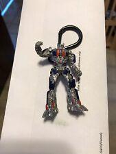 Transformers 2007 Movie Optimus Prime Keychain Figure
