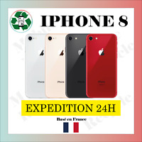Apple iPhone 8 64 Go // ROUGE / OR / GRIS /  Argent // BON ETAT // VENDEUR PRO
