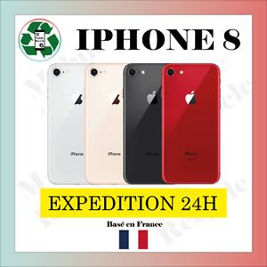 Apple iPhone 8 64 Go // ROUGE / OR / GRIS /  Argent // Bon état // VENDEUR PRO