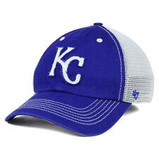 27d74181ec57b Kansas City Royals  47 MLB Taylor Fashion Closer Cap Hat 821619 ...