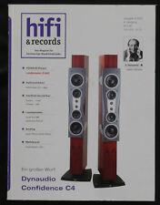 HiFi & Records 3/2002 - Lindemann ASR emettitori bryston Audio Physic QUAD PRIMARE