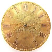 .GREAT DIAL / ANTIQUE / HIGH GRADE / UNBRANDED / KEY WIND MENS POCKET MOVEMENT.