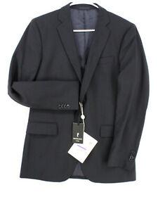 MANUEL RITZ EVENING NWT Black Blazer Sport Coat Suit Jacket Men's 39R