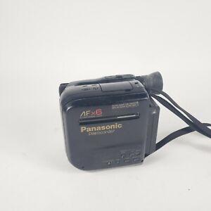 Panasonic VHS-C- Palmcorder-AFx6 - Free Shipping