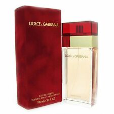 D & G Pour Femme Dolce & Gabbana EDT Perfume 3.3 / 3.4 oz women New in Box