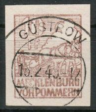 SBZ / MV 35 x b o Güstrow - Pracht/Kabinett - mind. 340,00 M€ - D983