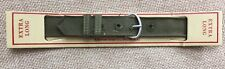 XTRA LONG 1940's WWII World War 2 Watch Band NOS 5/8-in USA Military Issue -B1FL