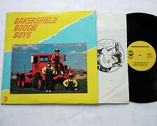"The BAKERSFIELD BOOGIE BOYS "" S/T "" USA 12"" EP RHINO RNEP 507 (1980) Devo EX/NM"