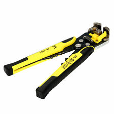 Automatic Cable Wire Stripping Crimping Tool Peeling Pliers Accessory A0m1