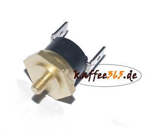 Anlege- Thermostat 145°C Anlegethermostat für Brasilia Club, Lady Espresso