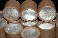 (1) $10 BU Morgan UNC Silver Dollar Roll - Vintage Unopened! 1878 - 1904